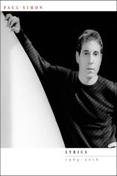 Lyrics 1964-2016 by Paul Simon