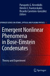 Emergent Nonlinear Phenomena in Bose-Einstein Condensates by unknown