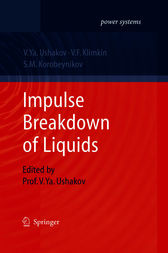 Impulse Breakdown of Liquids by Vasily Y. Ushakov