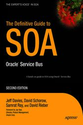 The Definitive Guide to SOA by Jeff Davies