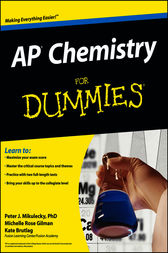 AP Chemistry For Dummies
