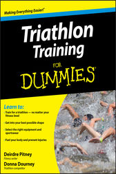 Triathlon Training For Dummies by Deirdre Pitney