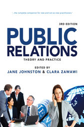 Public Relations by Jane Johnston