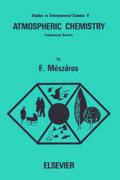 Atmospheric Chemistry by E. Mészáros