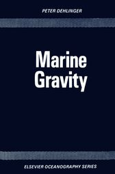 Marine Gravity by P. Dehlinger