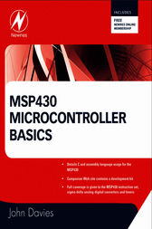 MSP430 Microcontroller Basics by John H. Davies