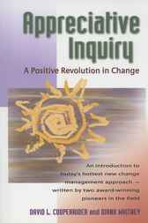 Appreciative Inquiry by David Cooperrider