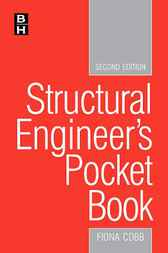 Structural Engineer's Pocket Book, 2nd Edition by Fiona Cobb
