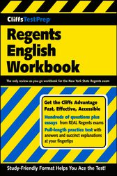 Regents English Workbook by American BookWorks Corporation