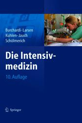 Die Intensivmedizin (German Edition)