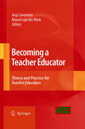 Becoming a Teacher Educator by Anja Swennen