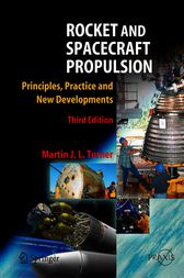 Rocket and Spacecraft Propulsion by Martin J.L. Turner