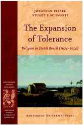The Expansion of Tolerance by Jonathan Israel