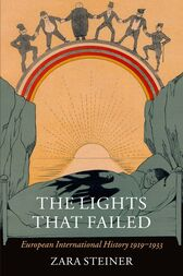 The Lights that Failed by Zara Steiner