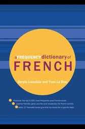A Frequency Dictionary of French by Deryle Lonsdale