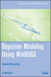Bayesian Modeling Using WinBUGS by Ioannis Ntzoufras