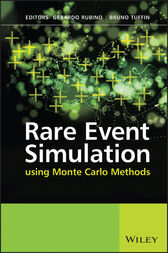 Rare Event Simulation using Monte Carlo Methods by Gerardo Rubino