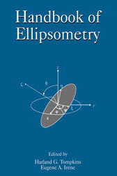 Handbook of Ellipsometry