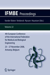 4th European Conference of the International Federation for Medical and Biological Engineering