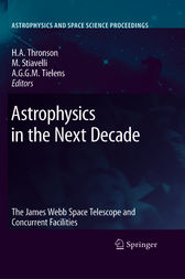 Astrophysics in the Next Decade by H.A. Thronson