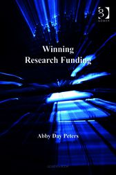 Winning Research Funding by Abby Day
