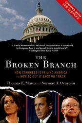 The Broken Branch by Thomas E. Mann