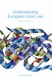 Understanding European Union Law by Karen Davies