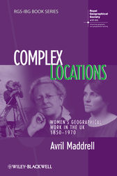 Complex Locations by Avril Maddrell