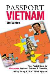 Passport Vietnam by Jeffrey Edmund Curry