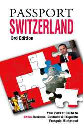 Passport Switzerland by Francois Micheloud