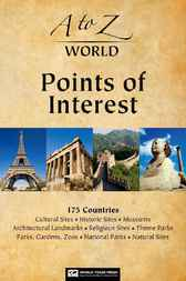 A to Z World Points of Interest