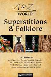 A to Z World Superstitions & Folklore by Sibylla Putzi