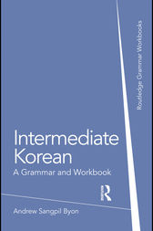 Intermediate Korean by Andrew Sangpil Byon