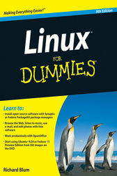 Linux For Dummies by Richard Blum