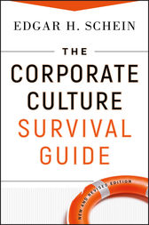 The Corporate Culture Survival Guide by Edgar H. Schein