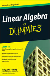 Linear Algebra For Dummies by Sterling