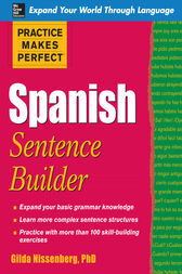 Practice Makes Perfect:Spanish Sentence Builder