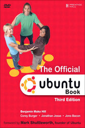 The Official Ubuntu Book by Benjamin Hill