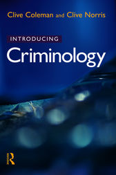 Introducing Criminology