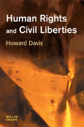 Human Rights and Civil Liberties by Howard Davis