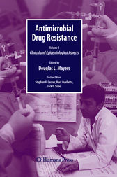 Antimicrobial Drug Resistance by Douglas Mayers