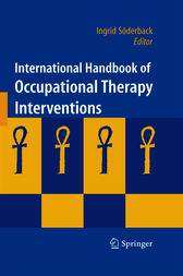 International Handbook of Occupational Therapy Interventions by unknown