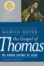 The Gospel of Thomas by Marvin W. Meyer