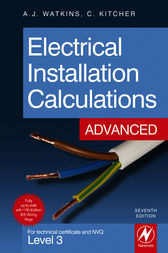 Electrical Installation Calculations: Advanced by A.J. Watkins