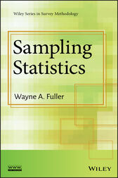 Sampling Statistics