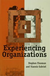 Experiencing Organizations by Stephen Fineman