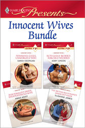 Innocent Wives Bundle by Sarah Morgan