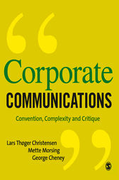 Corporate Communications by Lars Thøger Christensen
