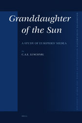 Granddaughter of the Sun by Cecelia Eaton Luschnig