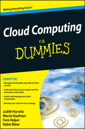 Cloud Computing For Dummies by Hurwitz;  Robin Bloor;  Marcia Kaufman;  Fern Halper